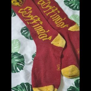 Harry Potter Hogwarts Gryffindor Socks
